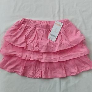 Gymboree tierred ruffled skirt